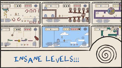 King of obstacles: Handmade adventure  screenshots 3