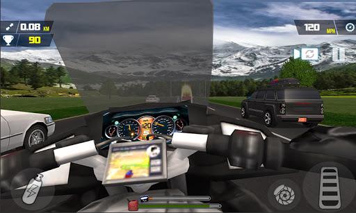 VR Bike Racing Game - vr bike ride 1.3.5 screenshots 3