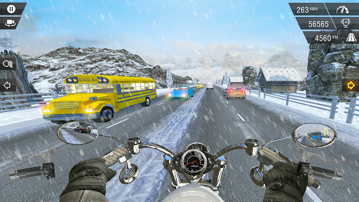 Racing In Moto screenshots 10