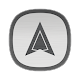 Brushed Metal Gray Annabelle Icons Download for PC