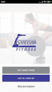 Custom Fitness Cedar Rapids For Pc   How To Install (Windows & Mac) 1