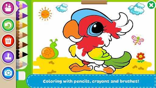 Coloring Book - Kids Paint 1.87 Screenshots 1