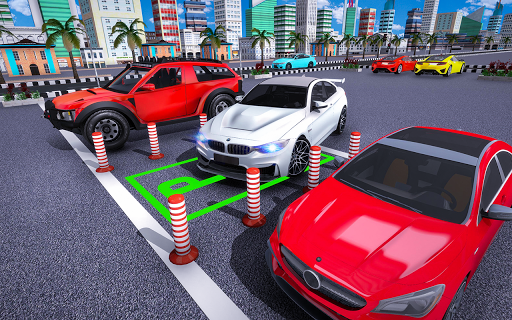 Auto Car Parking Game: 3D Modern Car Games 2021 1.5 screenshots 5