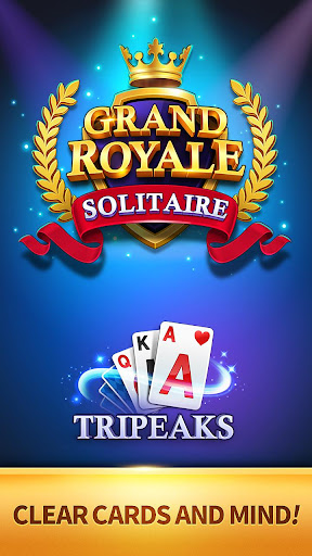 Solitaire TriPeaks : Solitaire Grand Royale android2mod screenshots 8
