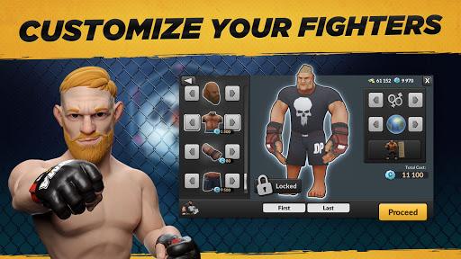 MMA Manager 2021 0.35.3 Screenshots 14