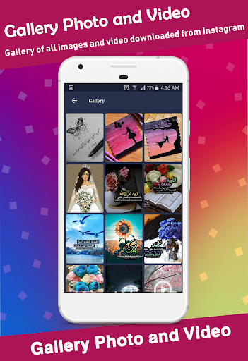 Video Downloader for Instagram - Save image&video android2mod screenshots 5