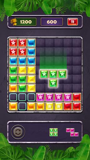 Block Puzzle Classic - Brick Block Puzzle Game apkpoly screenshots 5