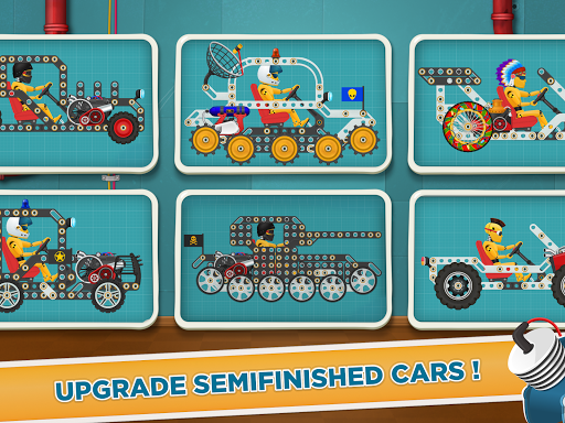 Car Builder and Racing Game for Kids 1.3 Screenshots 8