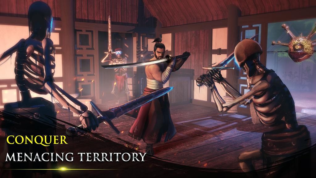 Takashi Ninja Warrior - Shadow of Last Samurai  poster 13