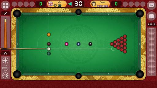 snooker game - Offline Online free billiards  screenshots 2