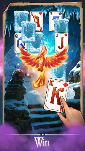 solitaire magic story offline cards adventure screenshot 2