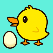 Happy Mrs Duck Lays Eggs Game