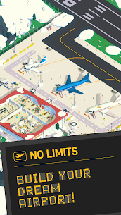 Airport Inc. – Idle Tycoon Game ✈️ Mod Apk 1.3.13 (Free Shopping) 4