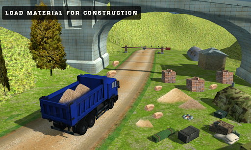 offroad 3d construction game screenshot 2