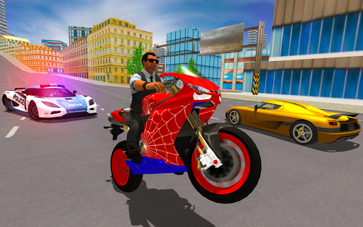 Super Stunt Hero Bike Simulator 3D 2 screenshots 1