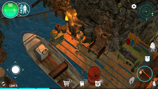 Survivalist: invasion (survival rpg) Apkfinish screenshots 13