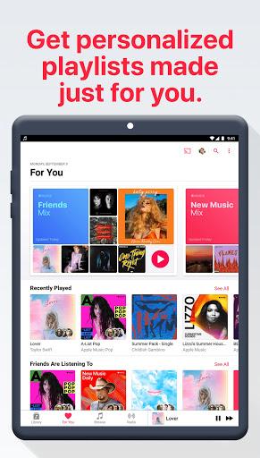Apple Music apktram screenshots 9