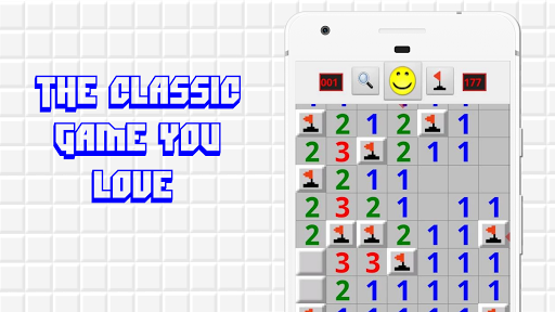 Minesweeper for Android - Free Mines Landmine Game  screenshots 6