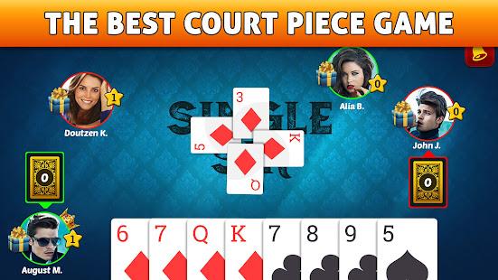 Court Piece - My Rung & HOKM Card Game Online 7.0 screenshots 1