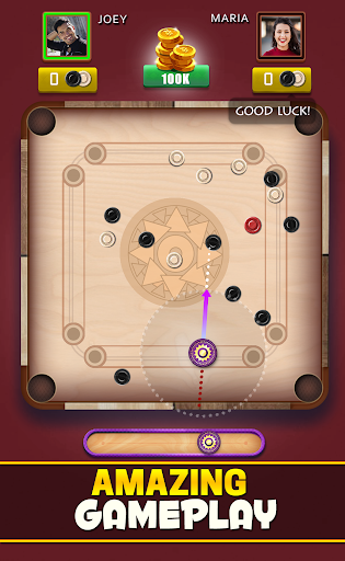 Carrom Club : A Disc Pool Carrom Board Multiplayer 10.4.1 screenshots 6