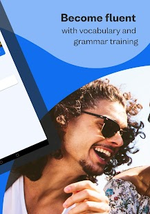 Busuu - English Grammar & Vocabulary Learning Screenshot