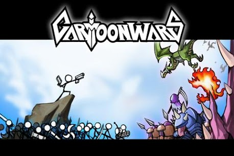 Download Cartoon Wars MOD APK 2021 [Unlimited Gold/Coins/Money] 1