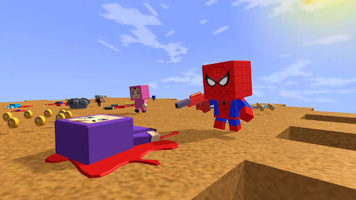 Craft Smashers io - Imposter multicraft battle  screenshots 17
