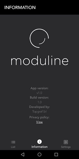 Moduline Pure Control App screenshot 13