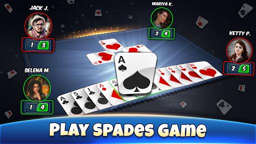 Spades - Card Games Free 9.4 screenshots 7