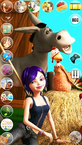 Talking Princess: Farm Village 2.6.0 screenshots 5