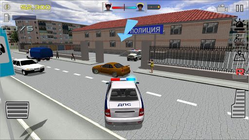 Traffic Cop Simulator 3D 16.1.3 Screenshots 11