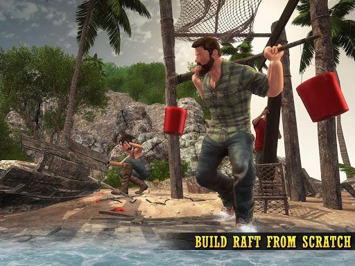 Hero Jungle Adventure - Jungle Survival Game 2020 screenshots 9