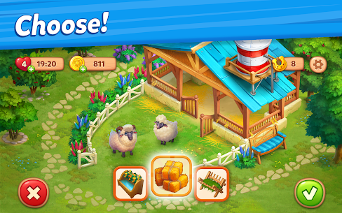 Farmscapes MOD (Unlimited Money) 3