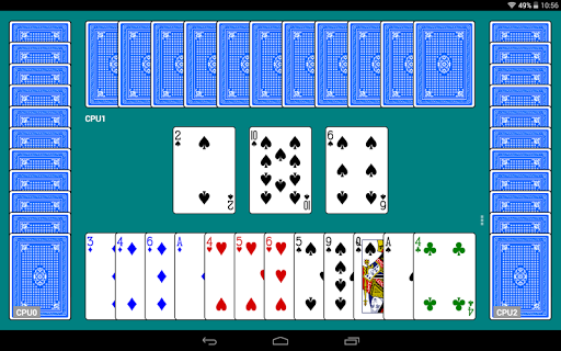 Hearts 1.401 screenshots 11