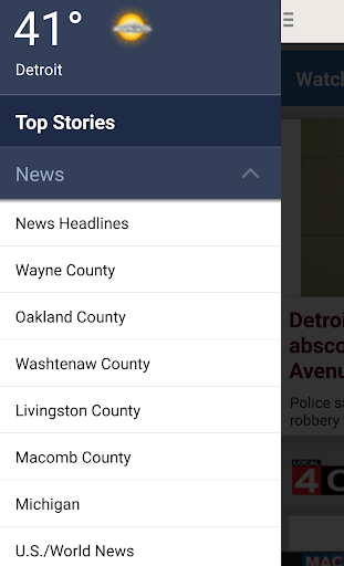 ClickOnDetroit WDIV Local 4 android2mod screenshots 3