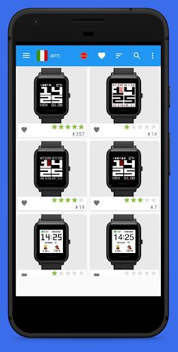 Amazfit Bip / Lite WatchFaces apktram screenshots 4