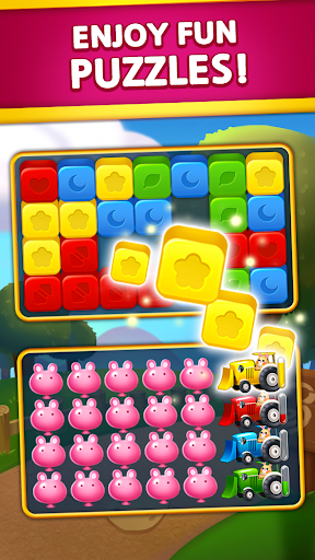 Bunny Blastu00ae - Puzzle Game screenshots 5