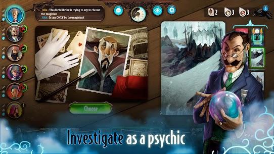 Mysterium  A Psychic Clue Game Apk 3