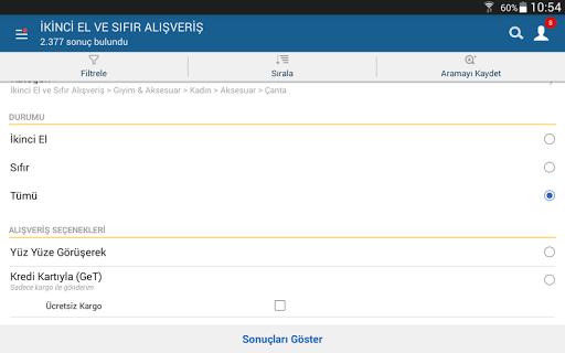 sahibinden.com: Emlak,Araba,Alu0131u015fveriu015f ve Diu011ferleri 4.9.2 Screenshots 10