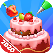 Food Diary: New Games 2020 & Girls Cooking games