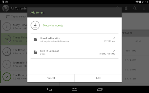 Download Utorrent Pro Apk Torrent App 6.5.7 Apk For Android+Mod [Paid] 9