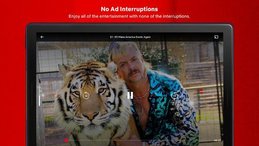 Netflix 7.90.0 build 6 35325 screenshots 12