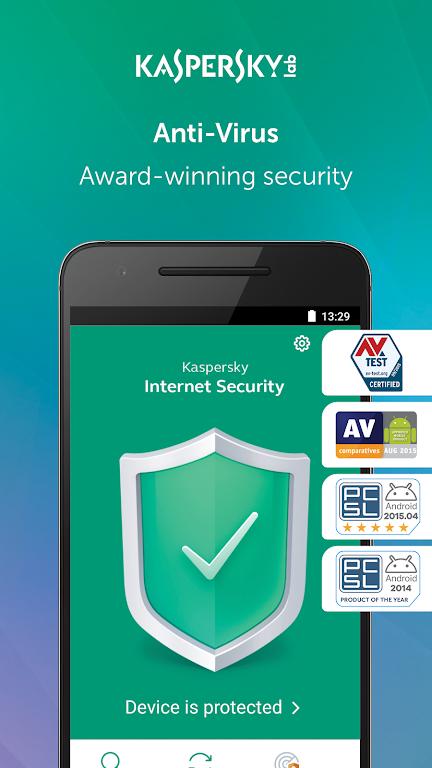 Kaspersky Internet Security  poster 0