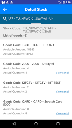 Mytel mBCCS 1.0.150 (150) Release-bur2 Screenshots 4