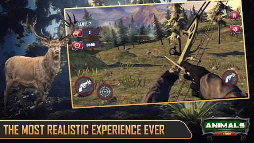 Hunting Games 2021 : Wild Deer Hunting 2.2 screenshots 12