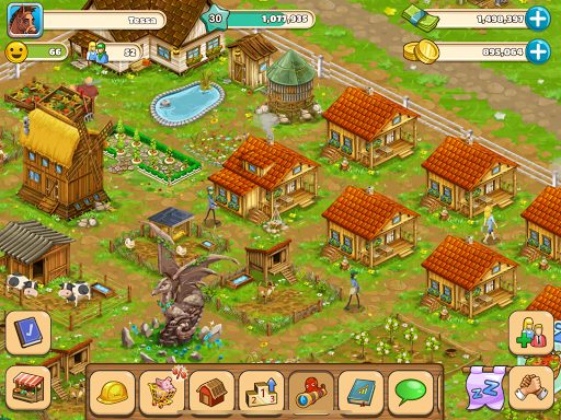 Big Farm: Mobile Harvest u2013 Free Farming Game 7.2.19445 Screenshots 10