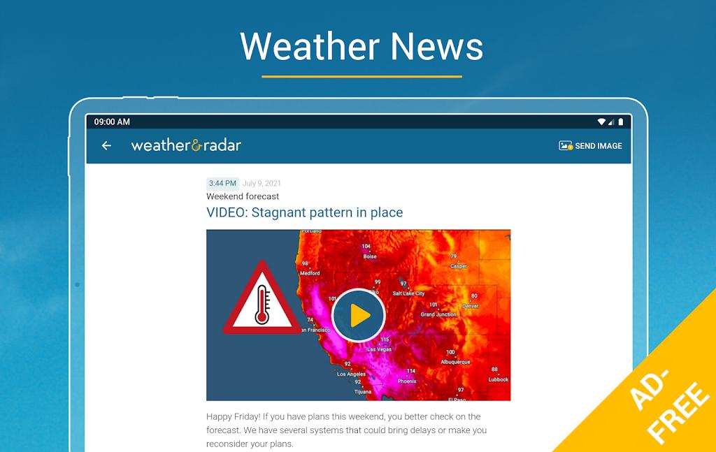 Weather & Radar USA - ad free poster 11