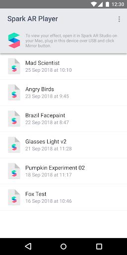 Spark AR Player  Screenshots 2