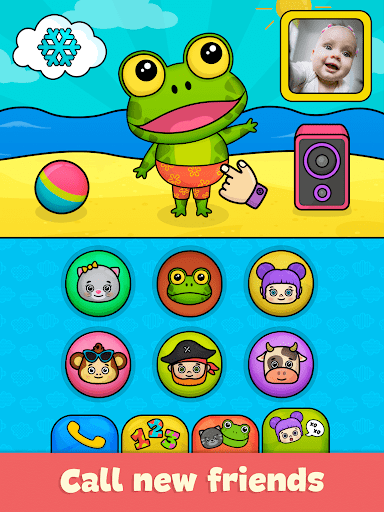 Baby phone - games for kids 1.45 Screenshots 14