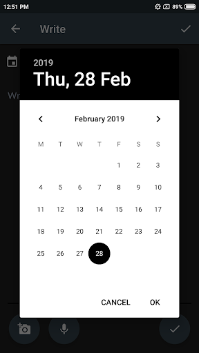 Life : Personal Diary, Journal, Note Book 4.0.0 Screenshots 8